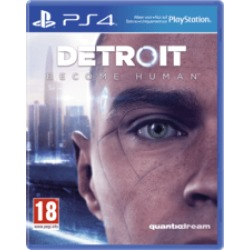 PS4 Detroit Become Human Multilingue