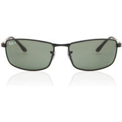 Ray Ban Sonnenbrillen RB3498 Active Lifestyle Polarized 002 9A