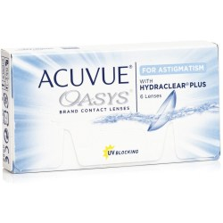 Acuvue Oasys for Astigmatism 6er Pack