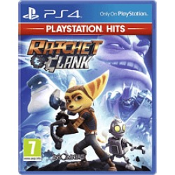PS4 PlayStation Hits Ratchet Clank Multilinguale