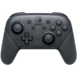 NINTENDO Switch Pro controllo (Grigio)