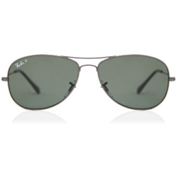 Ray Ban Sonnenbrillen RB3362 Cockpit Polarized 004 58