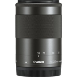 CANON EF M 55 200mm f 4.5 6.3 IS STM Obiettivo zoom