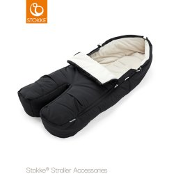 Winter Fußsack für Kinderwagen Xplory Trailz