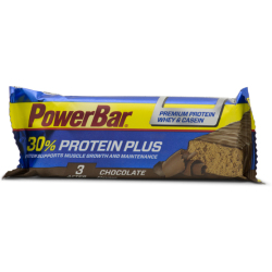 PowerBar 30 ProteinPlus Riegel Chocolate (55 g)