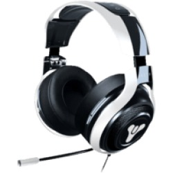 Razer Man O'War Tournament Destiny 2 Cuffie da gaming (Bianco Nero)
