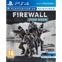 PS4 Firewall Zero Hour VR Multilinguale