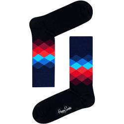 Happy Socks Socken Faded Diamond
