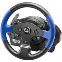 Thrustmaster T150 RS Force Feedback Wheel Volante Force Feedback con pedale (acceleratore freno) (Nero blu)