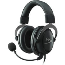HYPERX Cloud II Cuffie da gaming (Gun Metal)