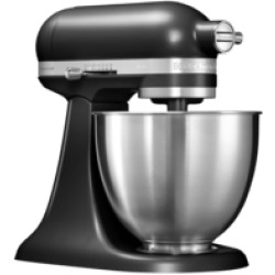 KITCHENAID Mini Robot da cucina (Nero opaco)