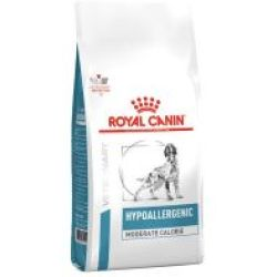 Royal Canin Veterinary Diet Canine Hypoallergenic Moderate Calorie 7 kg
