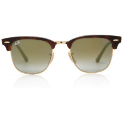 Ray Ban Sonnenbrillen RB3016 Clubmaster Flash Lenses Gradient 990 9J