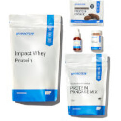 Impact Whey Protein 1kg Cookies Cream
