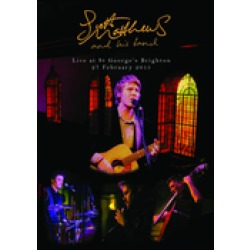 Scott Matthews and his Band Live At St George's Brighton 27 February 2015 1 DVD