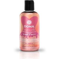 Dona Bubble Bath Blushing Berry